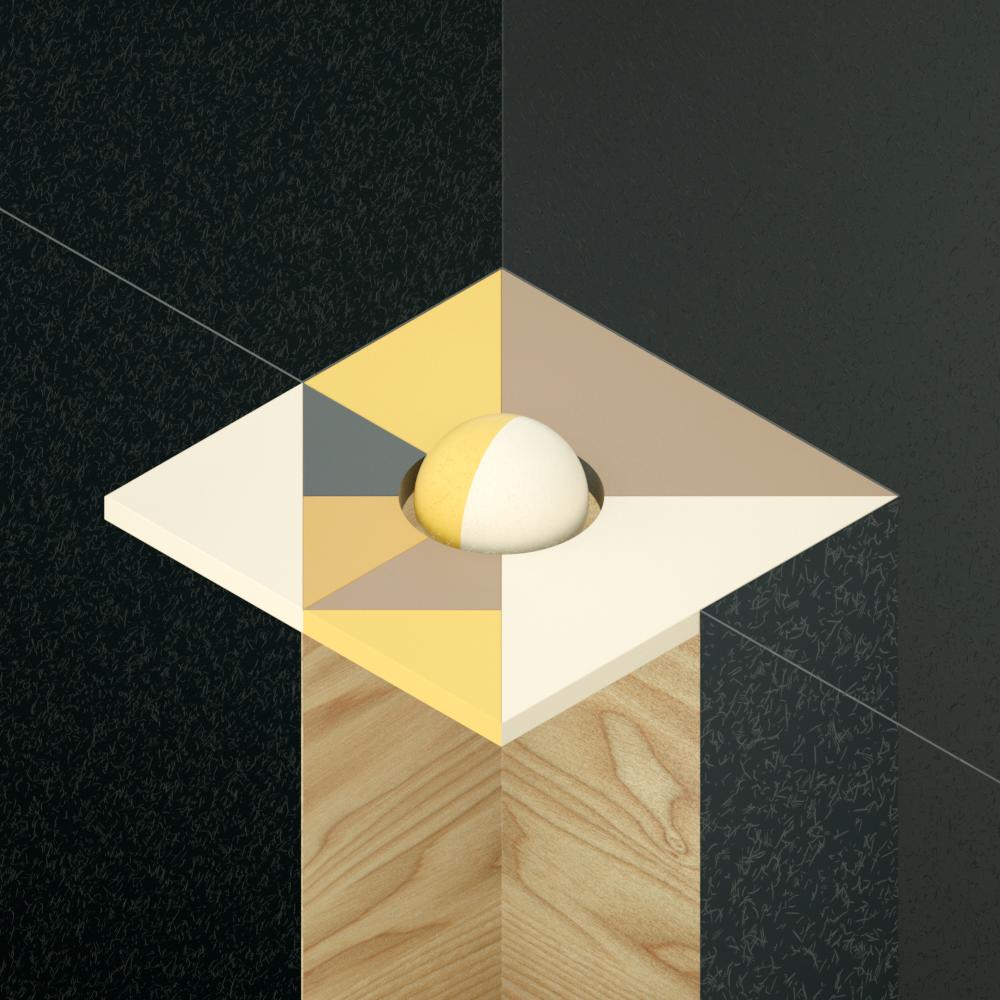 colors colorful minimal Minimalism Relationships wood octane octanerender   abstract