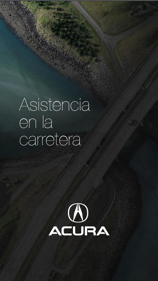 Acura Roadside Assistance >> Acura Roadside Assistance App On Behance