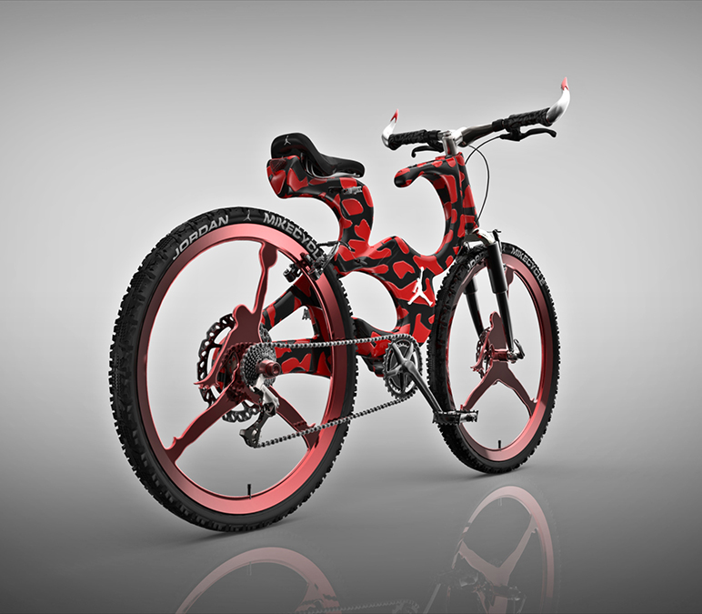 Mikecycle On Behance