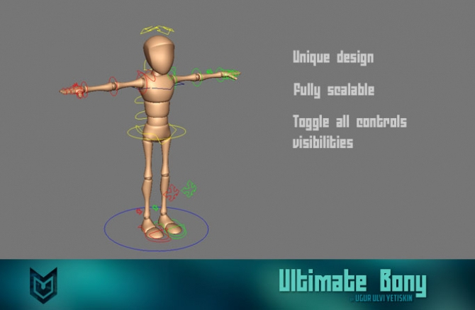 Ultimate Rigs for FREE on Behance