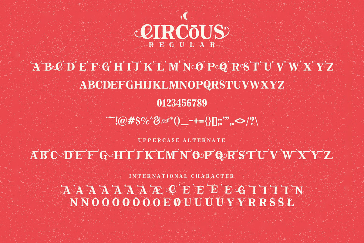 font rough Typeface Display Retro Label letter free fancy