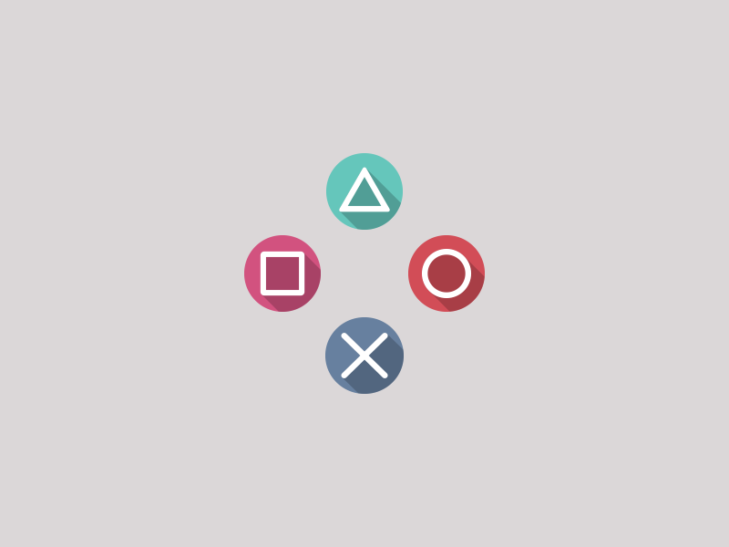 Playstation Icons Free Download On Behance