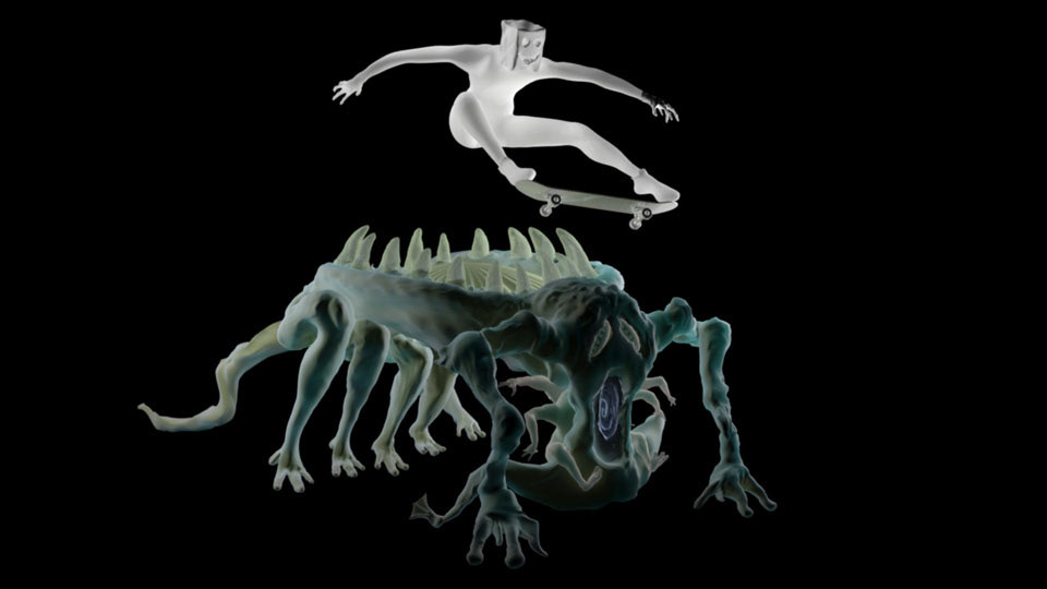 Image may contain: dinosaur and animal