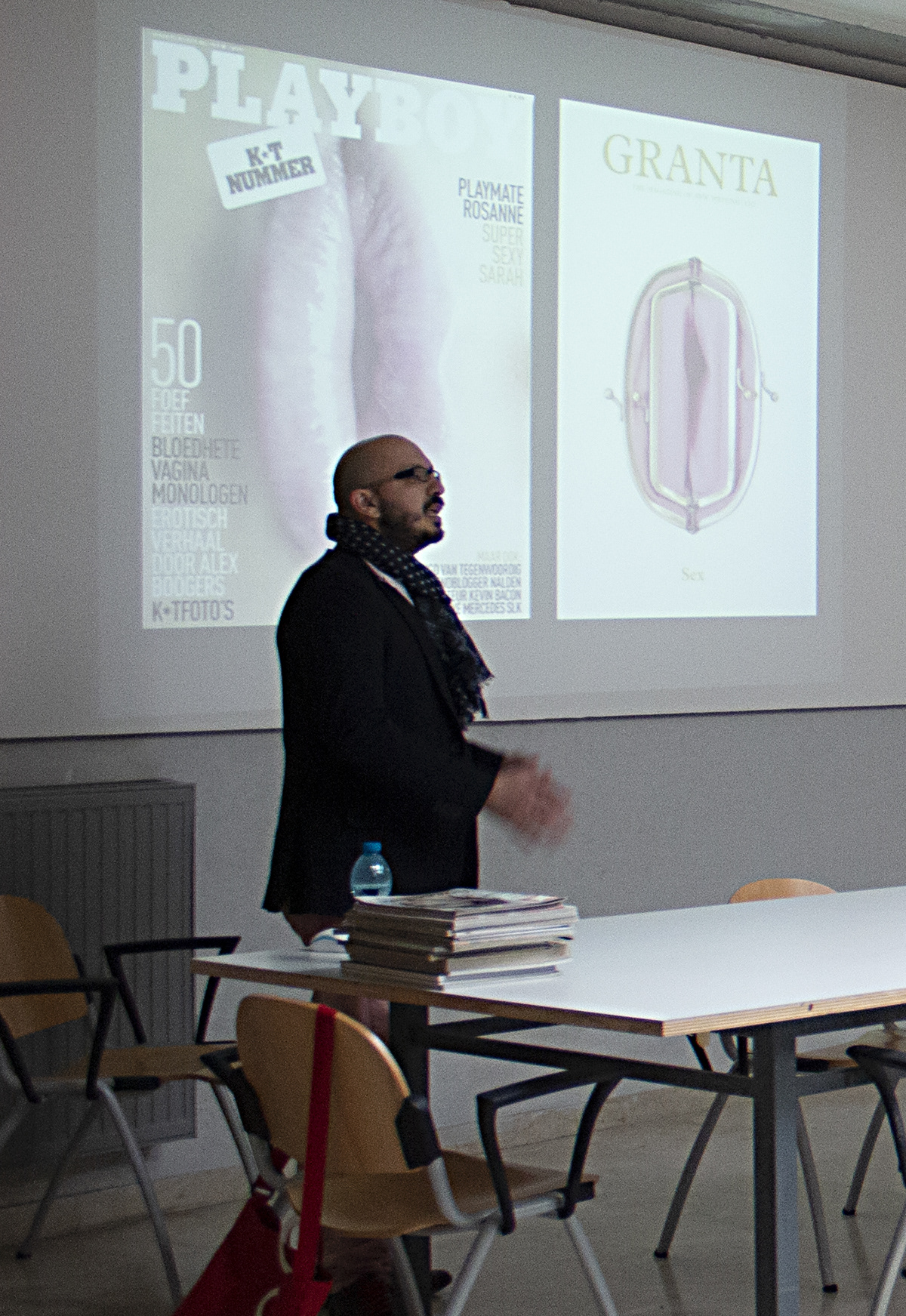 Corpi Comunicanti lecture ABA L'Aquila poster visual Fotografia Anatomia Artistica corpo comunicazione
