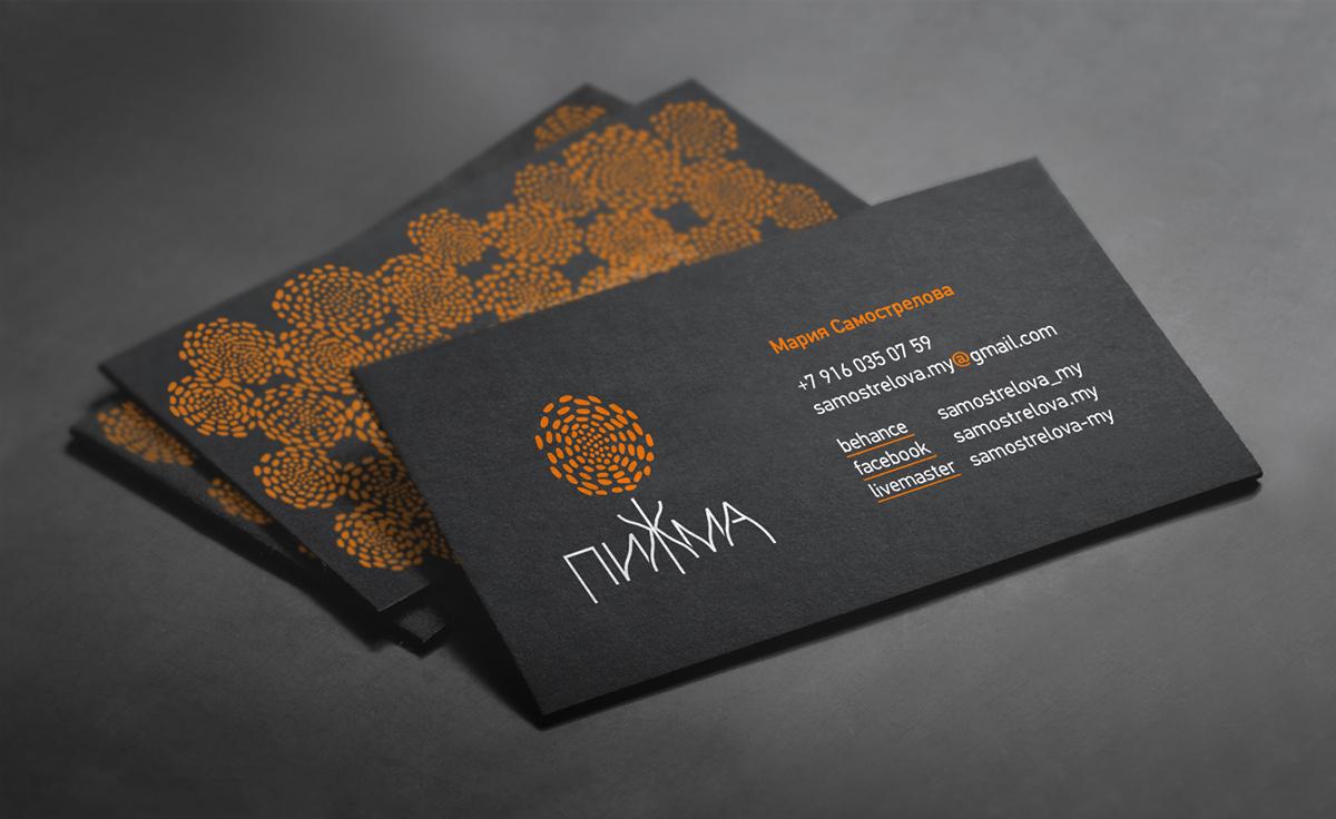 Фото открыток и визиток