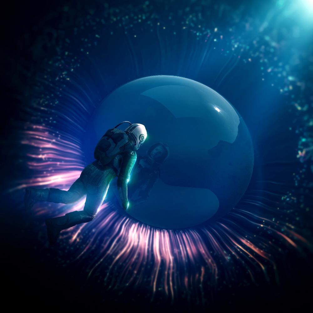 adobe adobephotoshop art astronaut conceptart digitalart DigitalIllustration digitalpainting painting