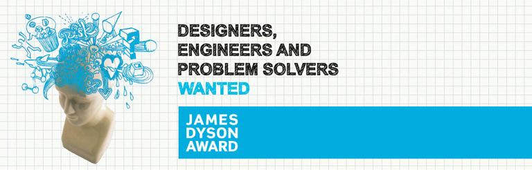 Gagnant james dyson award 2012 купить пылесос дайсон в крыму