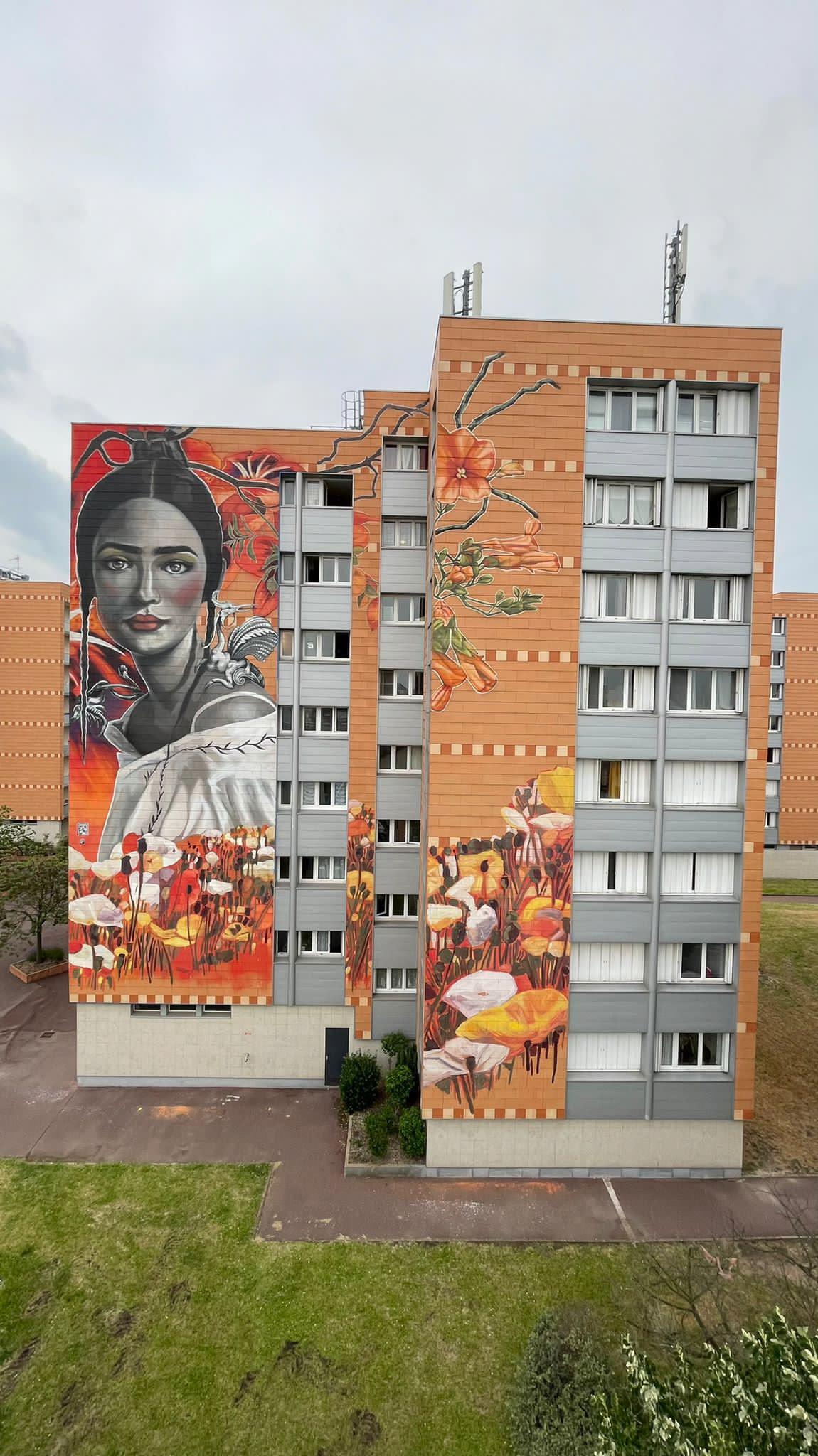 arte urbano Mural streeart
