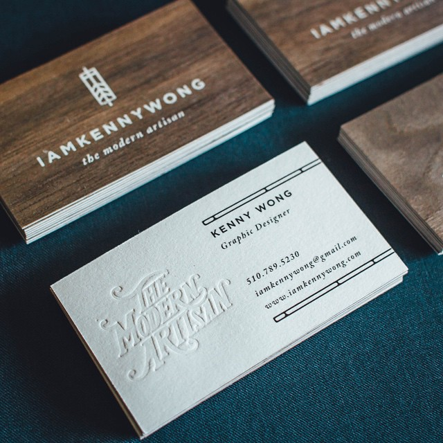 2 ply wood cotton business cards on behance colourmoves