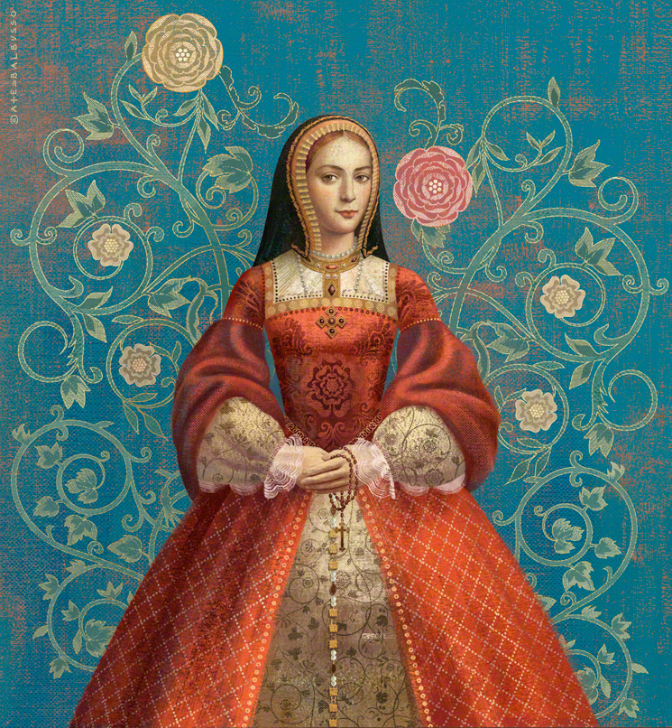 Risultati immagini per catherine of aragon queen of england