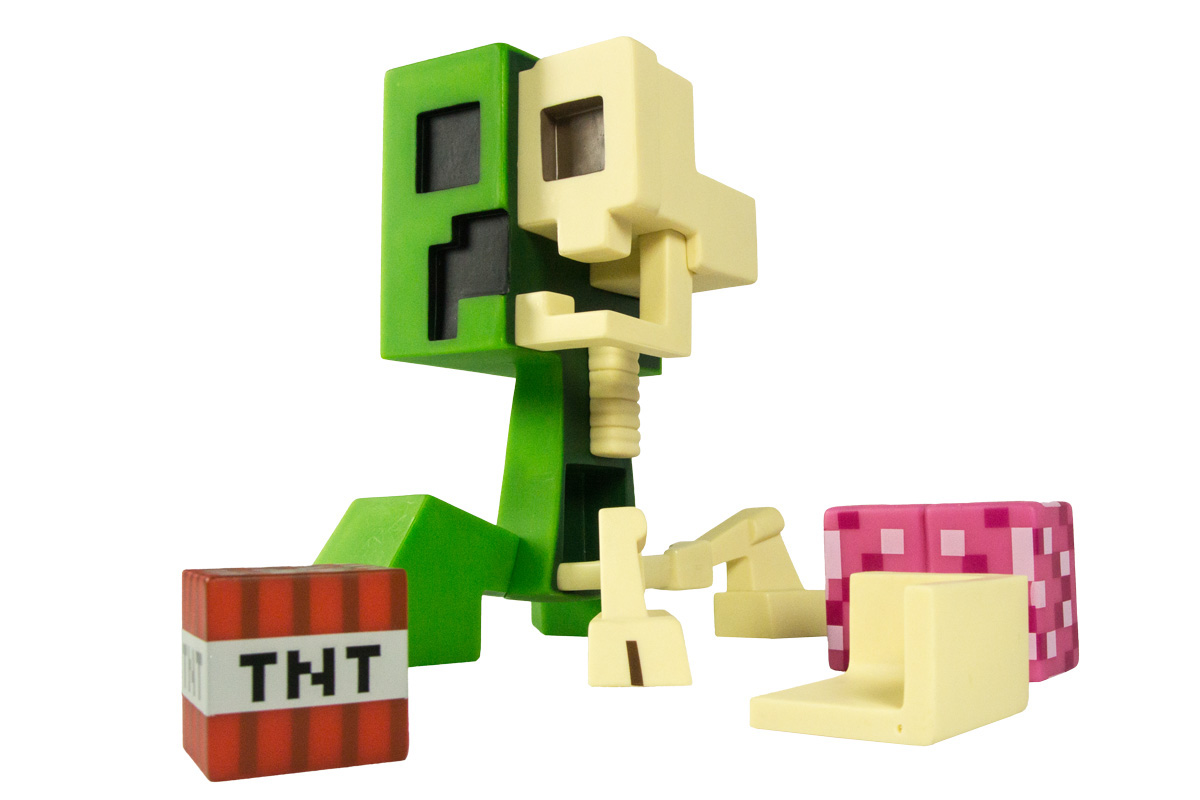 Mad Toy Design Inc Creeper Anatomy