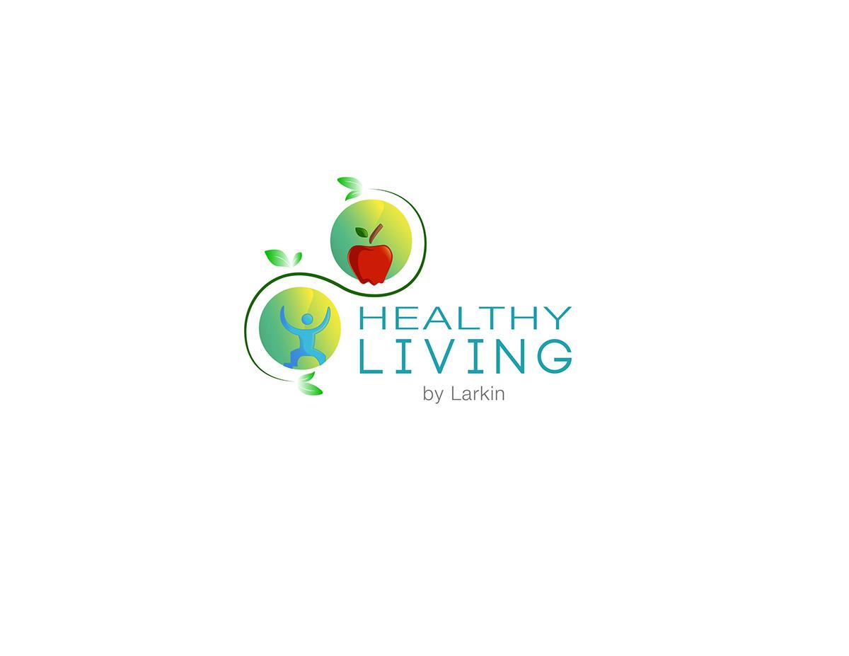 Healthy Living Website on Behance