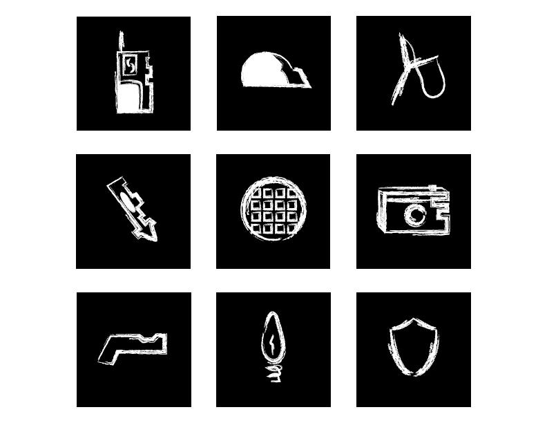 Stranger Symbols On Behance