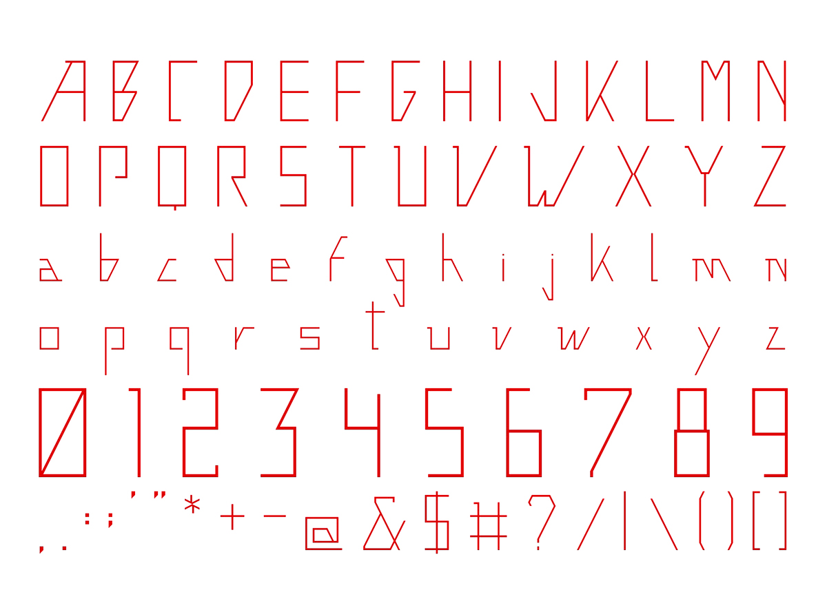 Construthinvism free font on behance made buycottarizona Gallery