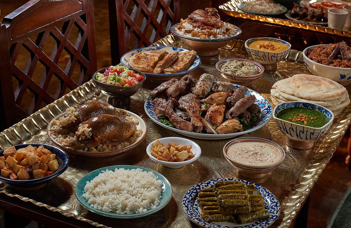 ElHaty Egyptian Food on Behance