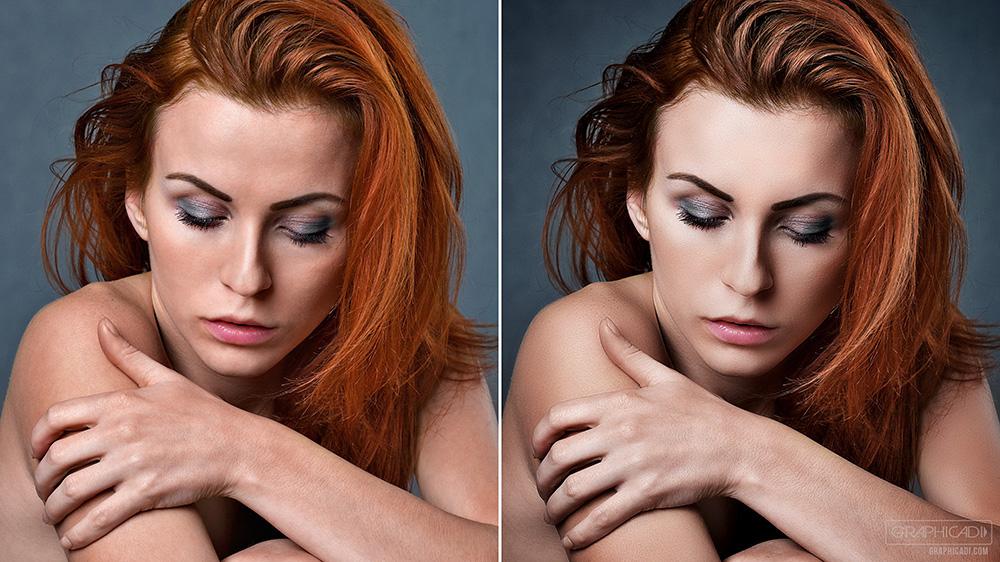 Photoshop Skin Retouching Actions on Behance