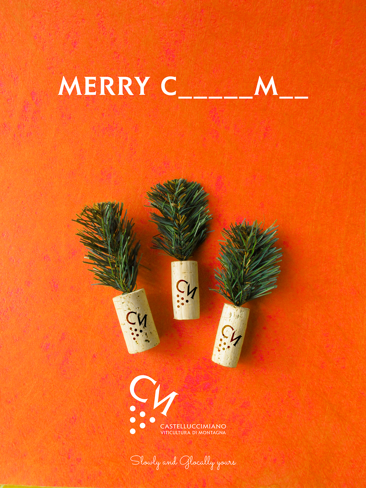 Castelluccimiano Merry Christmas Greetings On Behance