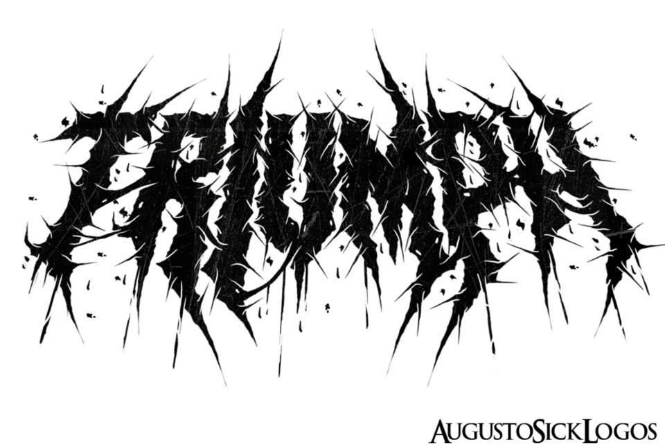 Deathcore Font Sick Logos II o...