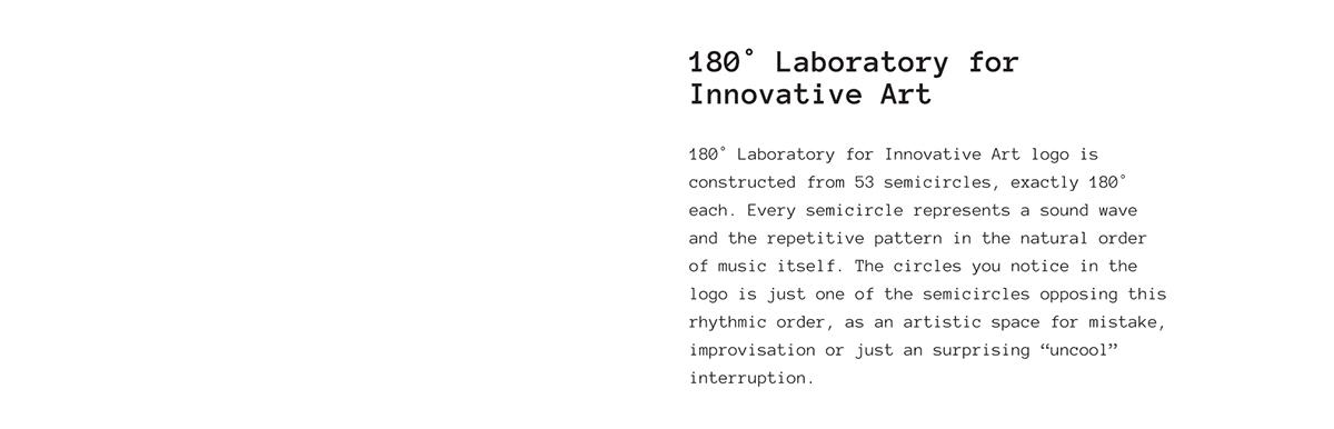art festival 180° degrees Innovative laboratory sofia bulgaria music