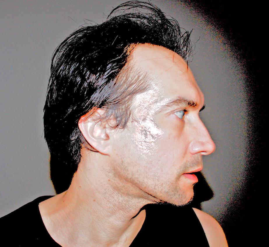 Wolfgang Tillmans sharpness digital image self portrait warhol vulcan