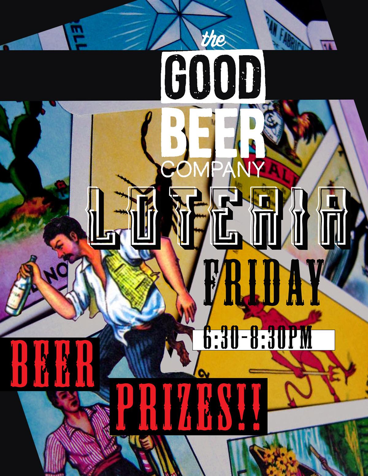 ILLUSTRATION  photoshop Promotion flyer beer Advertising  craftbeer business PUBLISHED Events