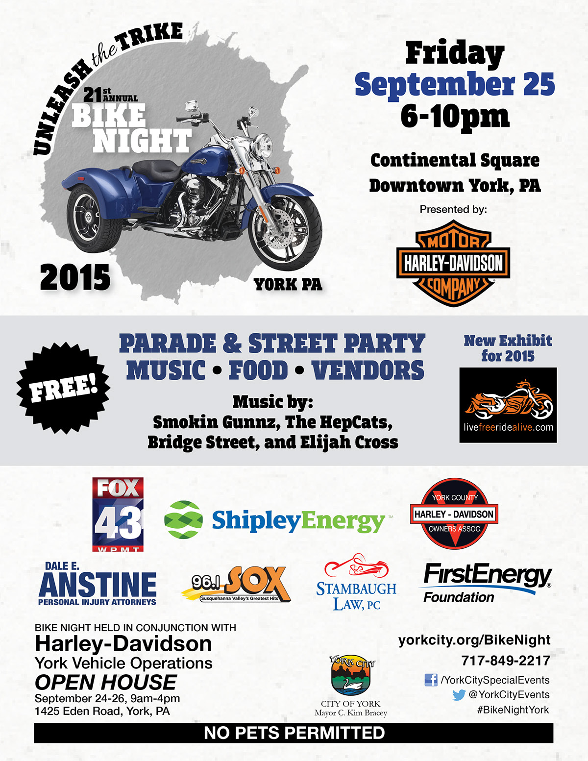 T shirt design york pa - Every Year A Pin For Bike Night Is Designed That Goes Along With The T Shirt The Above Was The 2015 Pin Design