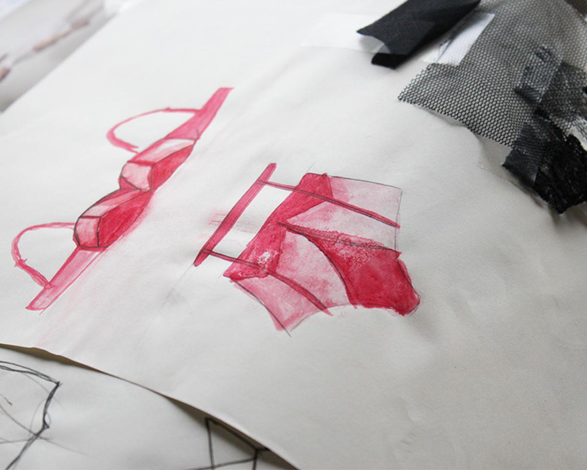 Adobe Portfolio marionmaylingerie London handmade
