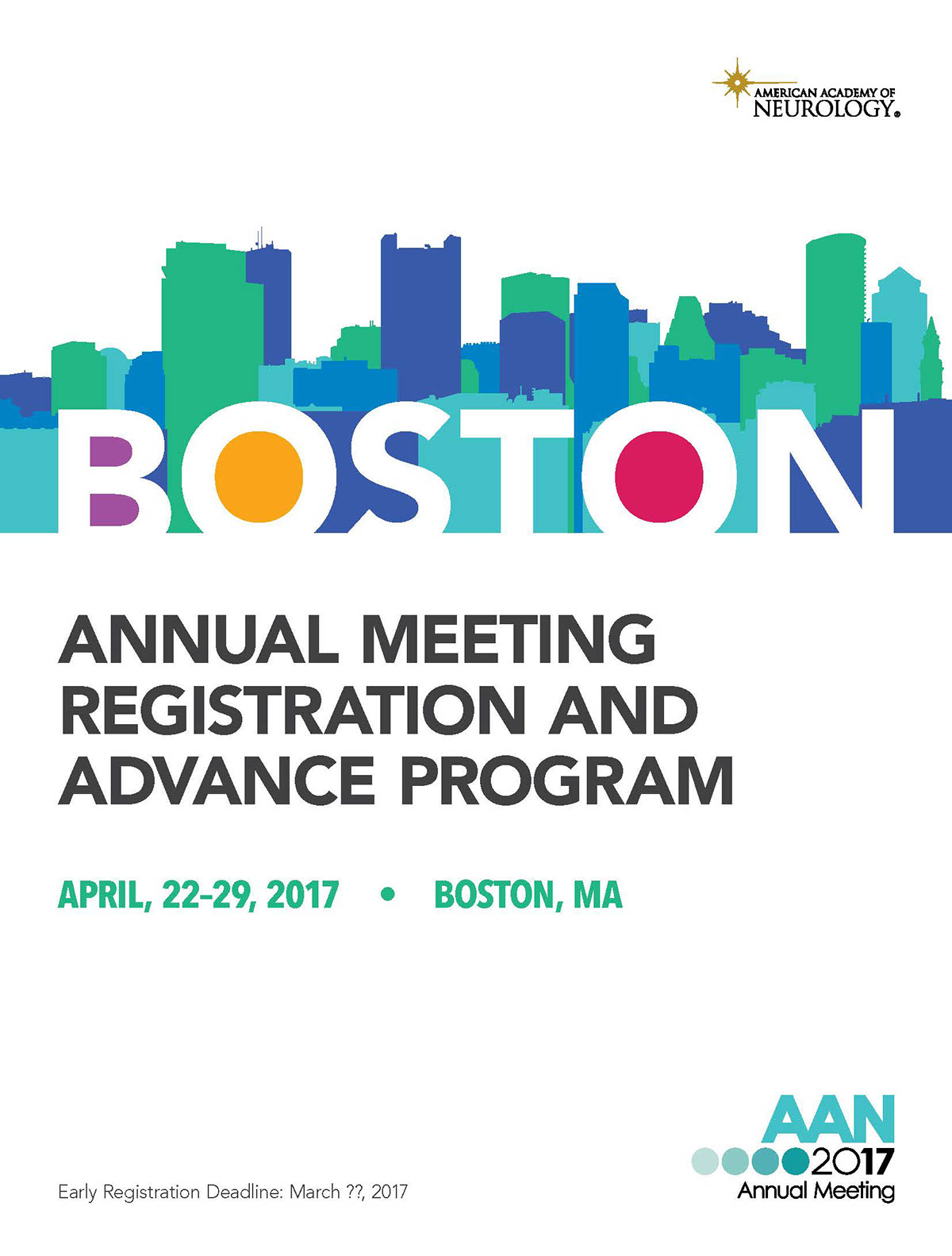 Annual Meeting Branding on Behance