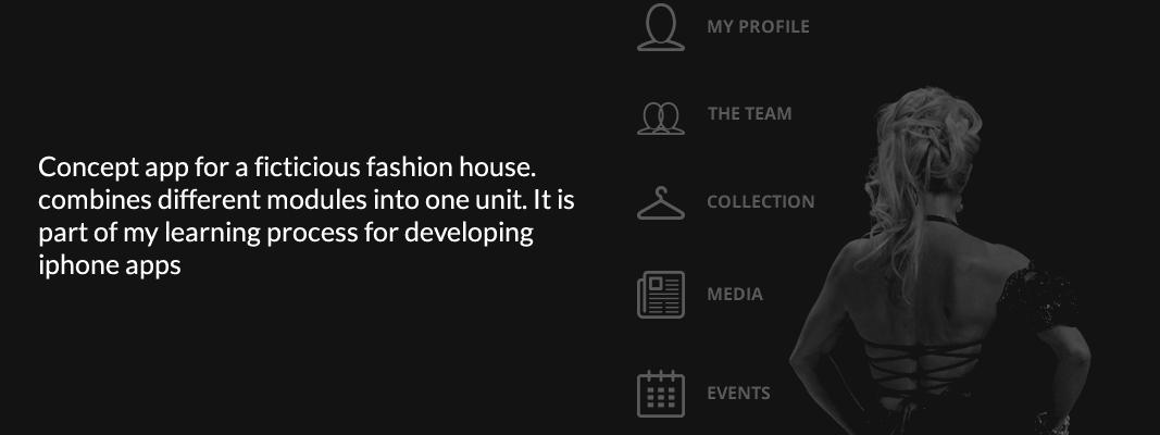 flat iphone ios app flat ui concept UI ux models Event profile