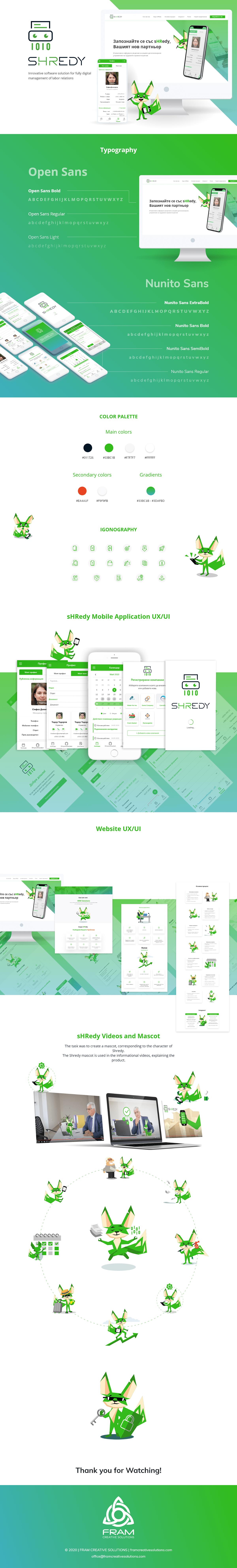 application branding  logo Mascot UI ux ux/ui