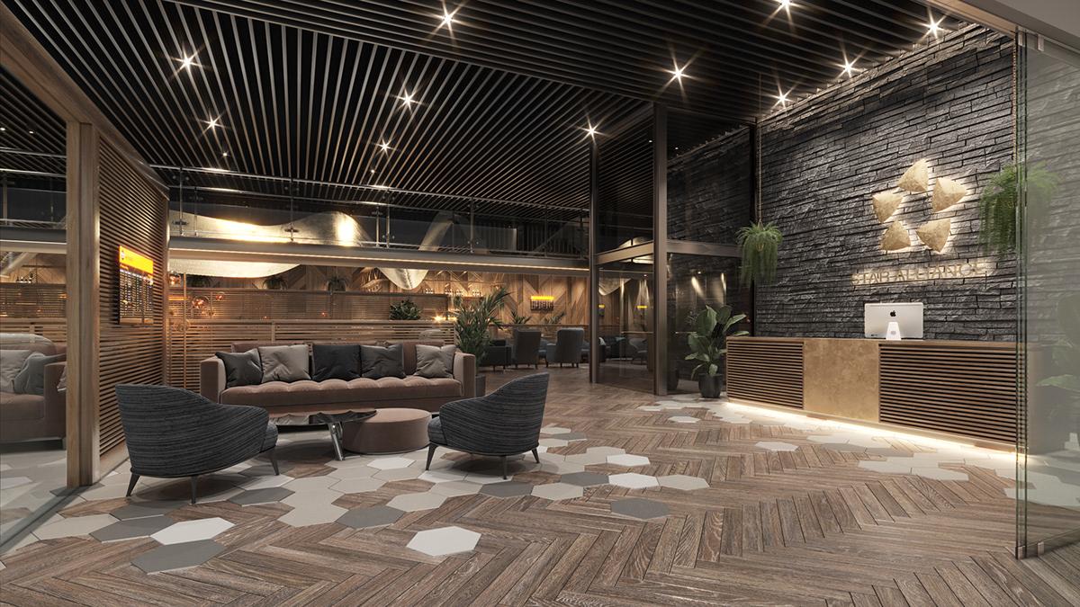 3D arch-viz architecture design Interior marketing   Render visualization