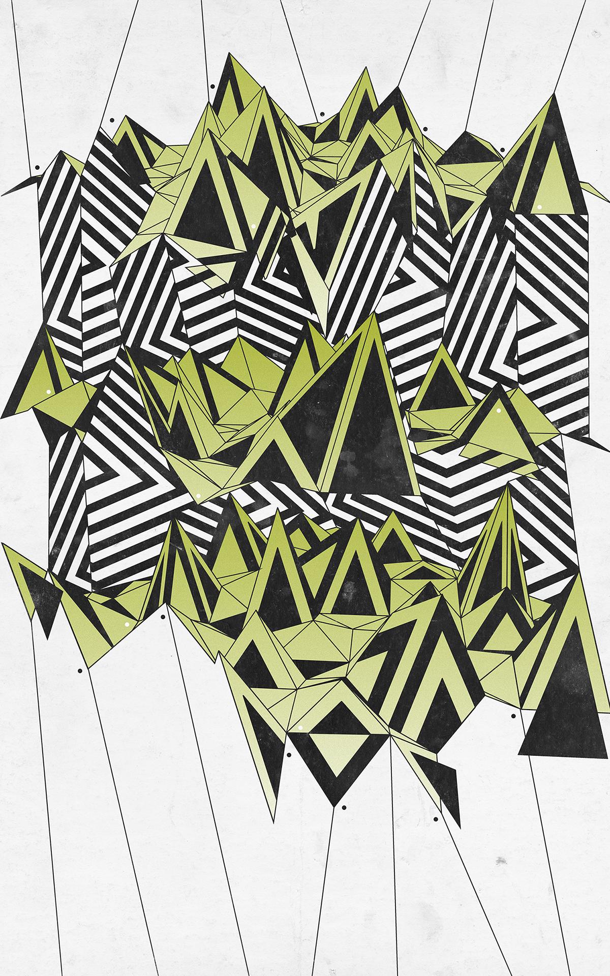 Adobe Portfolio abstract los andes Pablo E. Peña P3P510 constructivism Timotes neo-plasticism