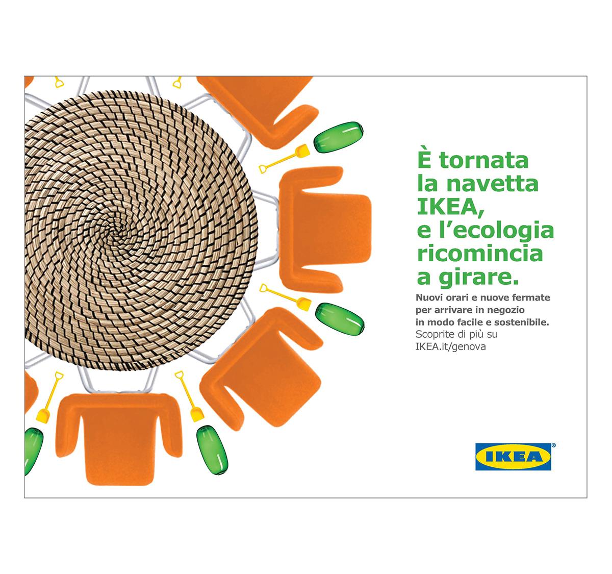 Ikea Bus Italy On Pantone Canvas Gallery
