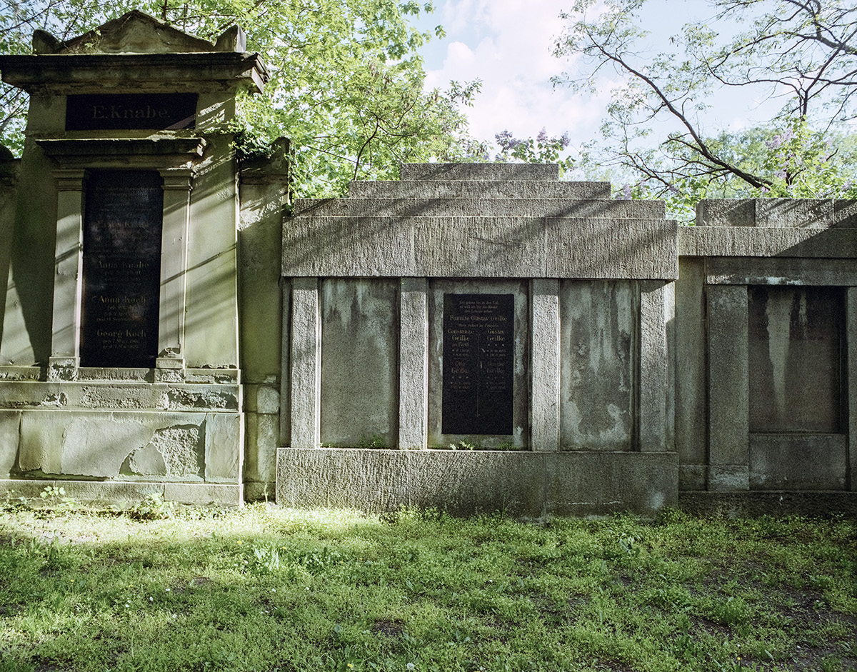 friedhof kladow