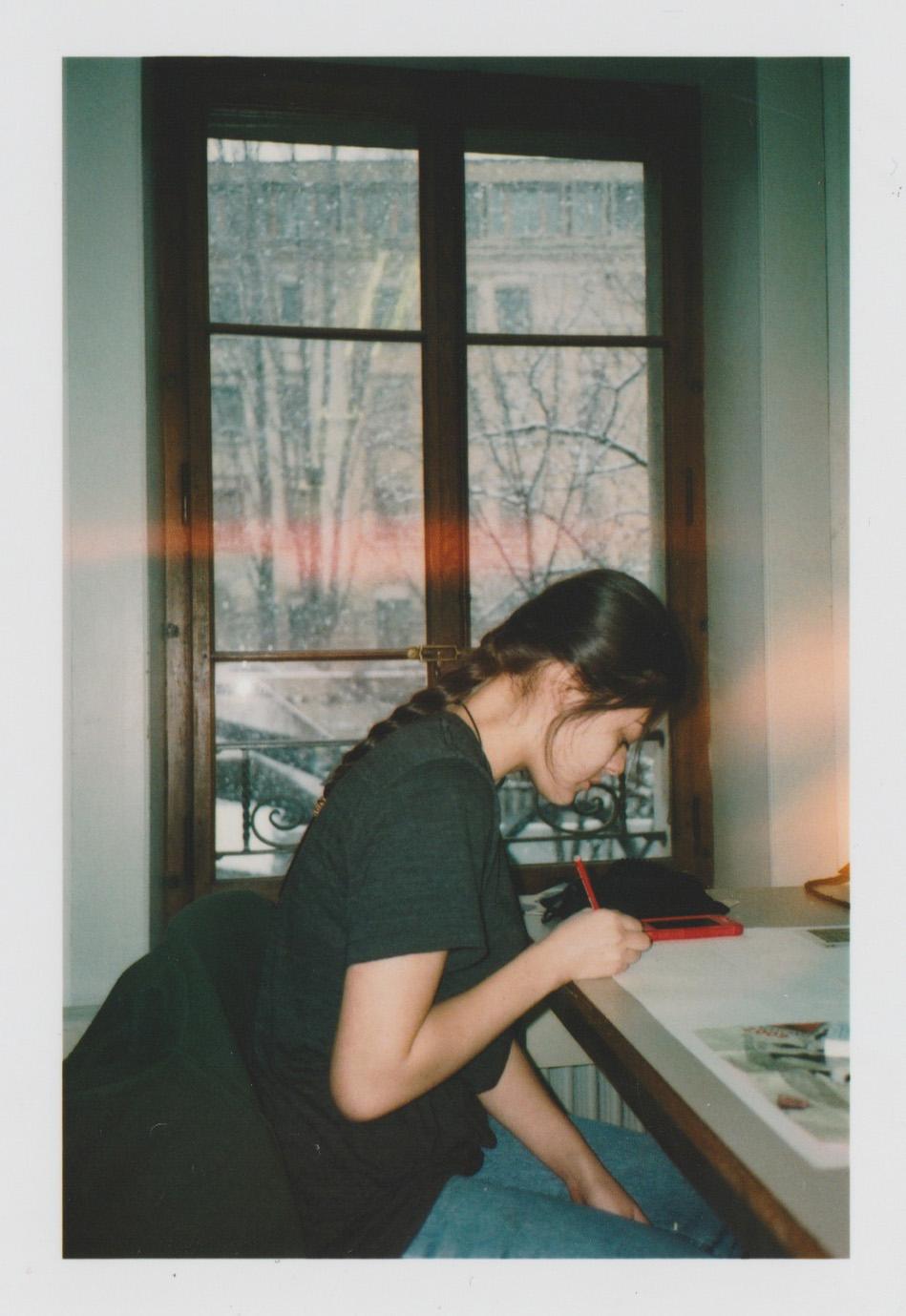 Photographie argentique portraits Couleur pictures