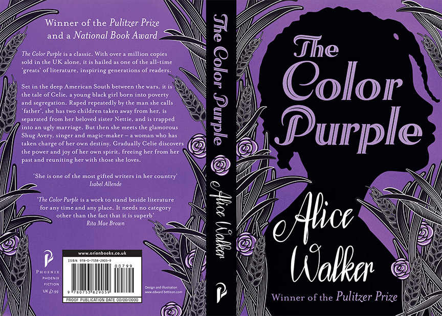 The Color Purple on Behance