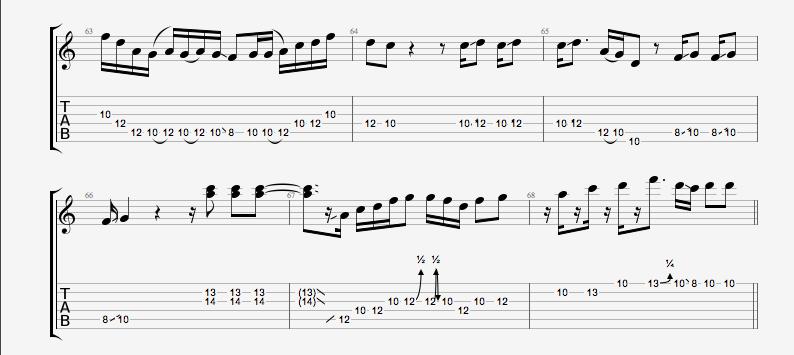 John Mayer Improvisation Analysis On Behance
