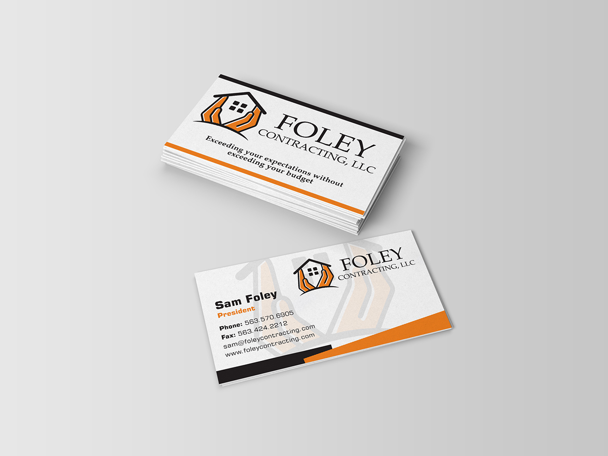 Business card and logo design on behance reheart Choice Image