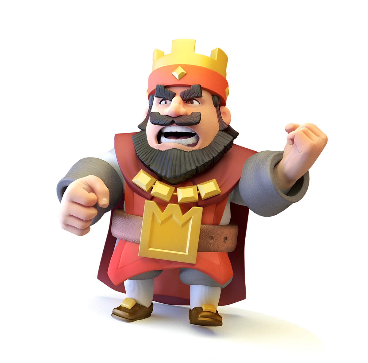 Top King from Clash Royale on Behance BS53