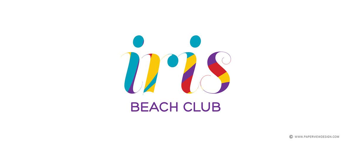 Iris Beach On Behance
