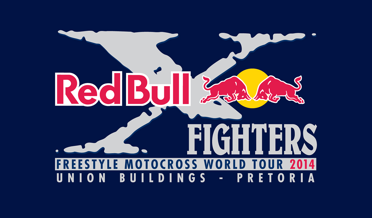 red bull x fighters event campaign 2014 on behance. Black Bedroom Furniture Sets. Home Design Ideas