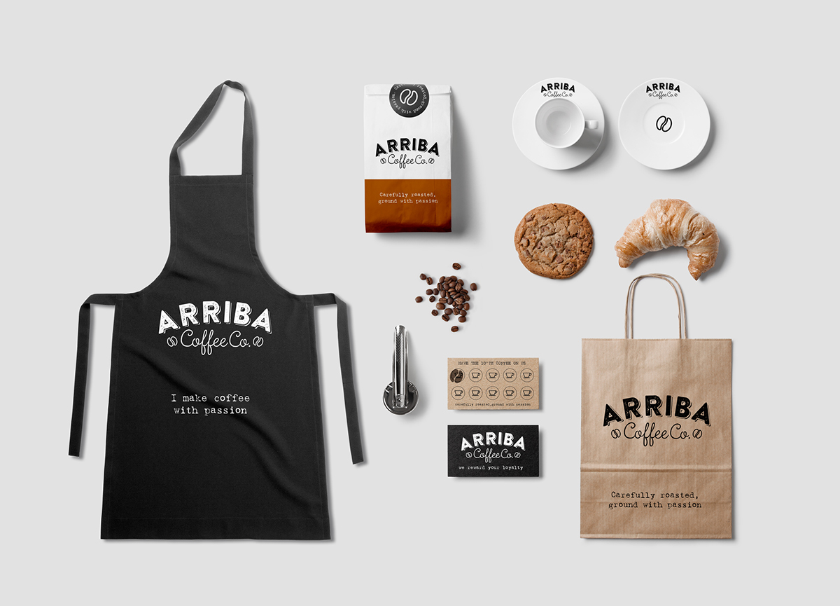 how to start a coffee brand