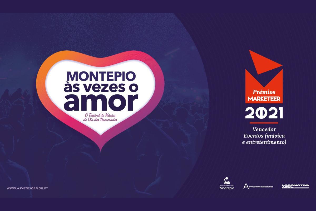 MONTEPIO ÀS VEZES O AMOR VENCE PRÉMIO MARKETEER 2021