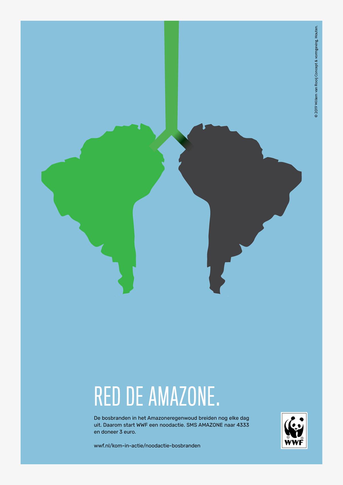 Amazon amazon fires Save The Amazon rainforest WWF Brasil
