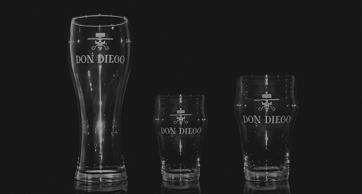 brew brewing don diego beer cervejeiro Cerveja douglas p. lobo Water_in_black sombrero belgian dark ale