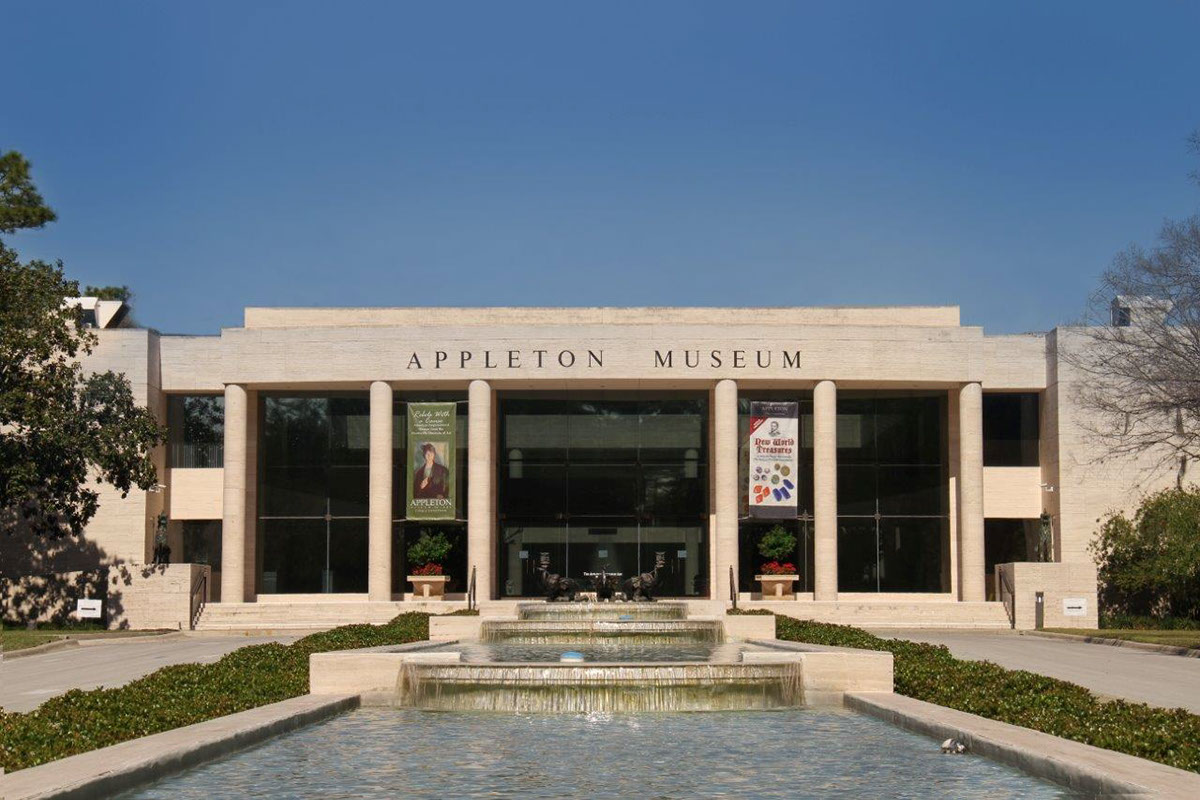 appleton museum Welcome to the weis earth science museum — the official mineralogical museum of wisconsin the weis isn't your grandfather's museum full of dusty old glass cases — although we've got some really old stuff here.