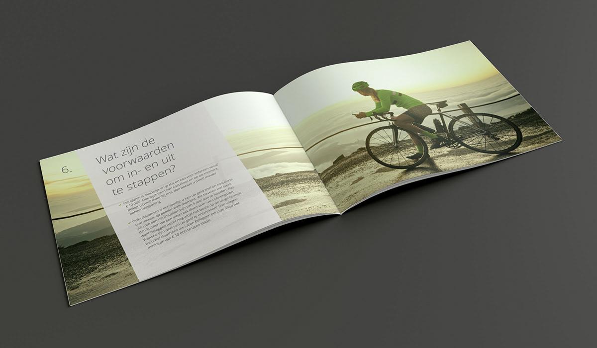 a5 brochure Landscape