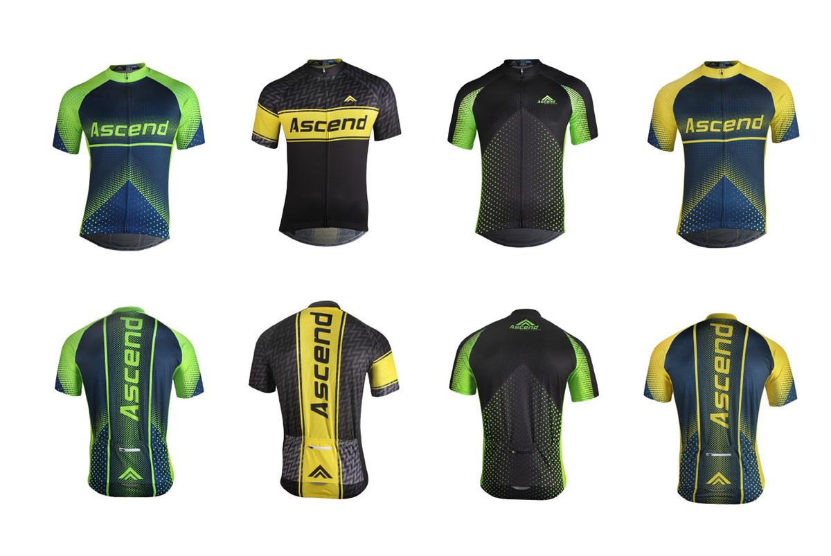758ff7a13bc Ascend Sportswear Retail on Behance