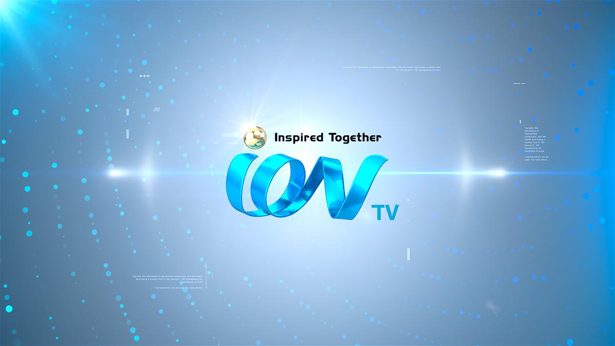 iON TV Ident 2.0