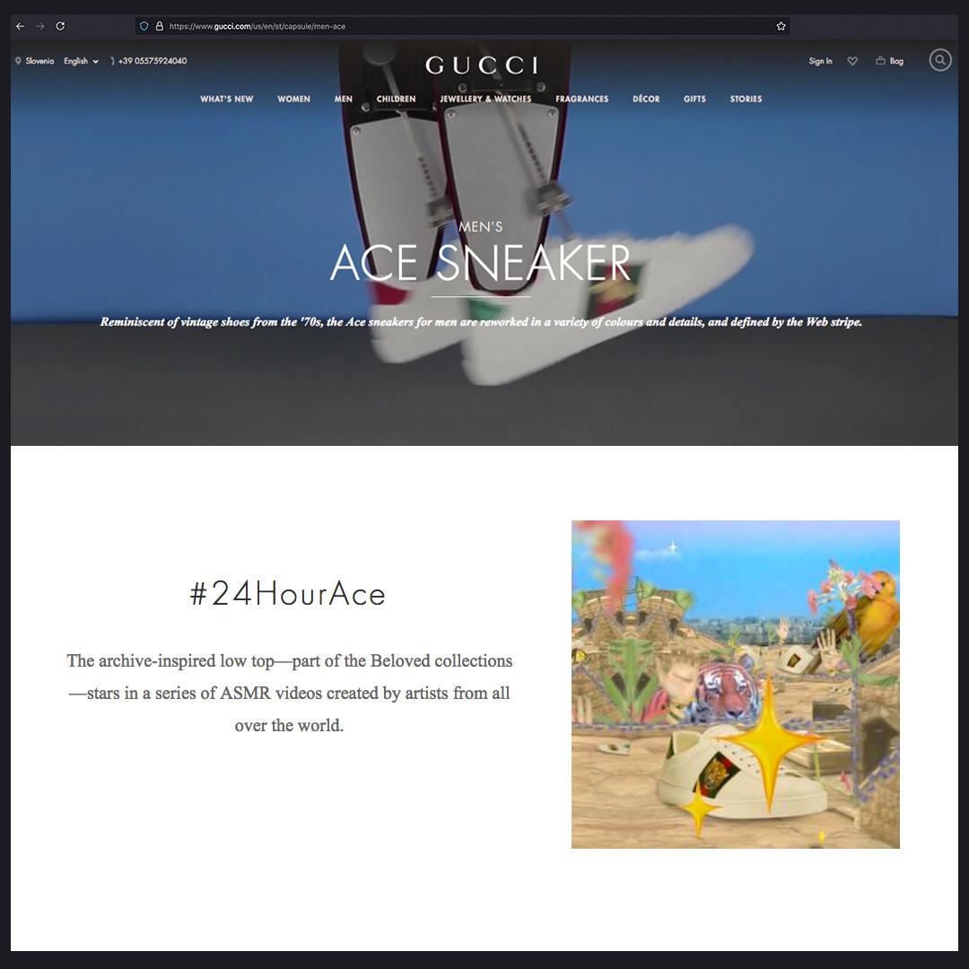 animation  gucci milos rajkovic motion design sholim